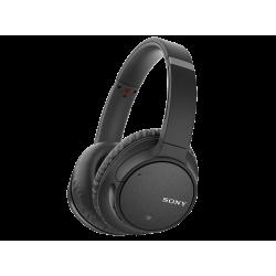 SONY WH-CH 700 Bluetooth fejhallgató, fekete
