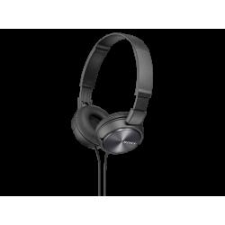 SONY MDR-ZX310B - Kopfhörer (On-ear, Schwarz)
