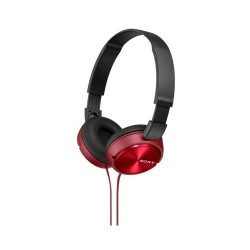 Sony MDR-ZX310R Kulaküstü Kırmızı Kulaklık