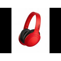 Sony   SONY WHH.910N Kablosuz Kulak Üstü Kulaklık Kırmızı