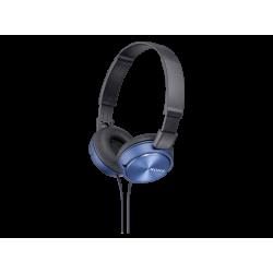 SONY MDR-ZX310 - Kopfhörer (On-ear, Blau)