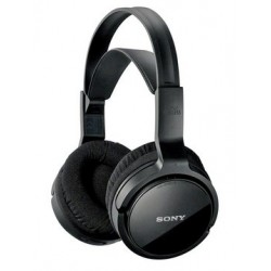 TV Headphones | Sony MDRRF811RK Wireless Headphones - Black