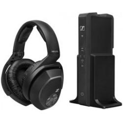 TV Headphones | Sennheiser RS175 Wireless Headphones for TV / HiFi - Black