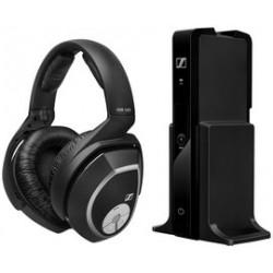 TV Headphones | Sennheiser RS165  Wireless Headphones for TV / HiFi - Black