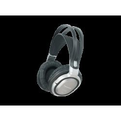 TV Headphones | PANASONIC RP-WF950 E-S, Over-ear Funkkopfhörer  Silber