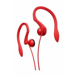 Sports Headphones | Pioneer SE-E511-R Kulak Kancalı Kulaklık Kırmızı