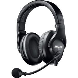 Dual-Ear Headsets | Shure Dual-Sided Broadcast Headset