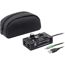 Headphone Amplifiers | DSAN Corp. LSP-2 Laptop SoundPort - Computer Speaker/Headphone Output Adapter