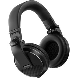 DJ Headphones | Pioneer DJ HDJ-X5 Over-Ear DJ Headphones (Black)