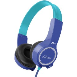 Kids' Headphones   MEE audio KidJamz KJ25 Safe Listening Headphones (Blue)