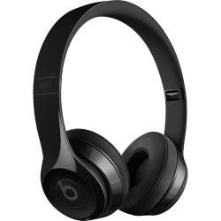 Beats by Dr. Dre Beats Solo3 Wireless On-Ear Headphones (Gloss Black/Core)
