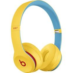 Beats by Dr. Dre Beats Solo3 Wireless On-Ear Headphones (Club Yellow/Club)