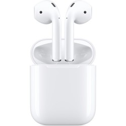 Headphones | Apple AirPods with Charging Case (2nd Generation)