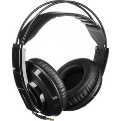 Headphones | Superlux HD-681EVO Professional Semi-Open Headphones (Black)