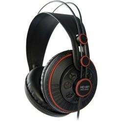 Superlux HD-681 Professional Semi-Open Studio Headphones
