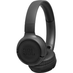 Headphones | JBL Tune 500BT Wireless On-Ear Headphones (Black)