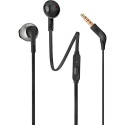 JBL | JBL T205 Earbud Headphones (Black)