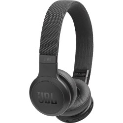 JBL | JBL LIVE 400BT Wireless On-Ear Headphones (Black)