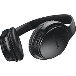 Headphones | Bose QuietComfort 35 Series II Wireless Noise-Canceling Headphones (Black)