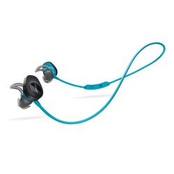 Headphones | Bose SoundSport Wireless In-Ear Headphones (Aqua)
