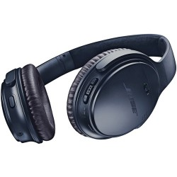 Bose QuietComfort 35 Series II Wireless Noise-Canceling Headphones (Limited Edition Triple Midnight)