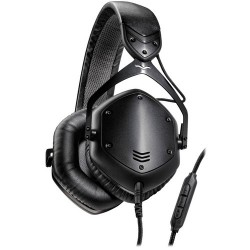 DJ Headphones | V-MODA Crossfade LP2 Special Edition (Matte Black)