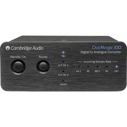 DACs | Digital to Analog Converters | Cambridge Audio DacMagic 100 Digital-to-Analog Audio Converter (Black)