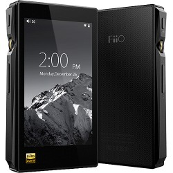 DACs | Digital to Analog Converters | FiiO X5 (3rd Gen) Portable High-Resolution Audio Player (Black)