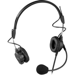 Dual-Ear Headsets | Telex PH-44-IC3-QD Double-Ear Communications Headset for ICW3