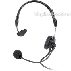 Single-Ear Headsets | Telex PH-8S - Single-Sided Camera Intercom Headset for Sony Cameras