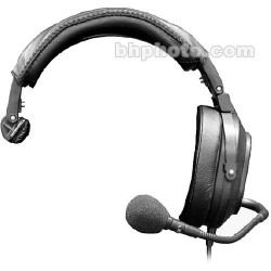 Single-Ear Headsets | Telex HR-1PT - Single-Muff Medium-Weight Communications Headset with 21dB of Noise Reduction