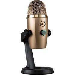 Blue   Blue Yeti Nano Multi-Pattern USB Condenser Microphone (Blackout)