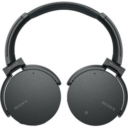 Noise-cancelling Headphones | Sony XB950N1 EXTRA BASS Noise-Canceling Bluetooth Headphones (Black)
