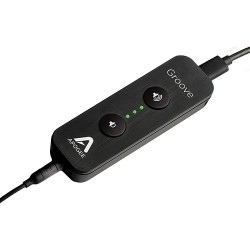 DACs | Digital to Analog Converters | Apogee Electronics Groove - 24-Bit 192 kHz USB DAC and Headphone Amplifier For Mac and PC