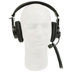 Intercom Headsets | Remote Audio BCSHSDBC Communication Headset with Dynamic Boom Mic
