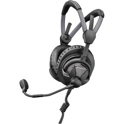 Intercom Headsets | Sennheiser HMD 27 Professional Broadcast Headset (No Cable)