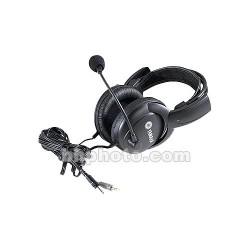 Dual-Ear Headsets | Yamaha CM500 - Headset with Boom Microphone
