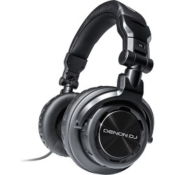 DJ Headphones | Denon DJ HP800 Professional Folding DJ Headphones