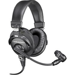Intercom Headsets | Audio-Technica BPHS1 Broadcast Stereo Headset