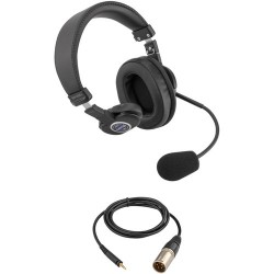 Single-Ear Headsets | Senal SMH-1010CH HEADSET w/SMH-H4MX CABLE
