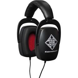 Monitor Headphones | Telefunken THP-29 Over-Ear Isolation Headphones (Black)