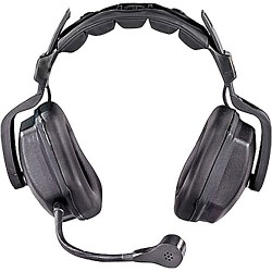 Dual-Ear Headsets | Eartec Ultra Heavy-Duty Dual-Ear Headset (TCS)