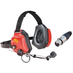 Dual-Ear Headsets | Eartec XTreme Professional Intercom Headset (4-Pin XLR-F)