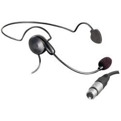 Single-Ear Headsets | Eartec Cyber Behind-the-Neck Communication Headset (5-Pin XLR-F)